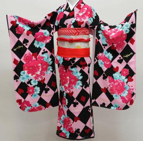 七五三 7才 7歳 七才 七歳 女児 女の子 祝着 着物フルセット CHUBBYGANG 新品(株)安田屋 g216072666