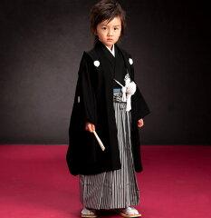 七五三 3歳 羽織袴
