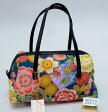 和装バッグ 四季彩百花 日本製 和柄 メール便可 和装着物小物 新品(株)安田屋 d230708102