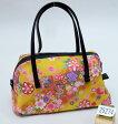 和装バッグ 四季彩百花 日本製 和柄 メール便可 和装着物小物 新品(株)安田屋 d230708118