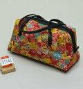 和装バッグ 四季彩百花 日本製 和柄 メール便可 和装着物小物 新品(株)安田屋 396054816