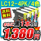 ��LC12-4PK��(4�����å�)