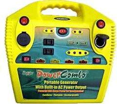 【送料無料】パワーコンボ:多機能ポータブル電源(PG-421SP)