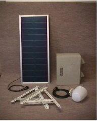 発電くん55・ベランダ太陽光発電キット(84W)