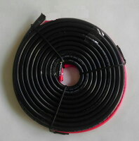 38sq赤・黒ケーブル:2m