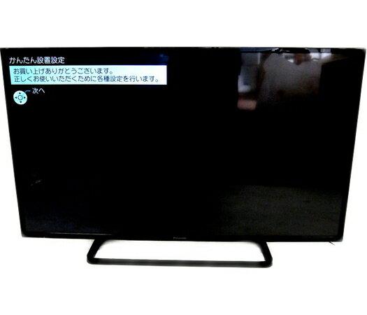 Panasonic パナソニック VIERA TH-43D300 液晶テレビ 43型【大型】 S2274355