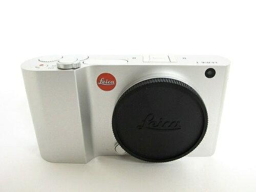 Leica ライカ T Typ 701 シルバー SUMMICRON-T f2 23mm ASPH デジタル ミラーレス一眼 カ...
