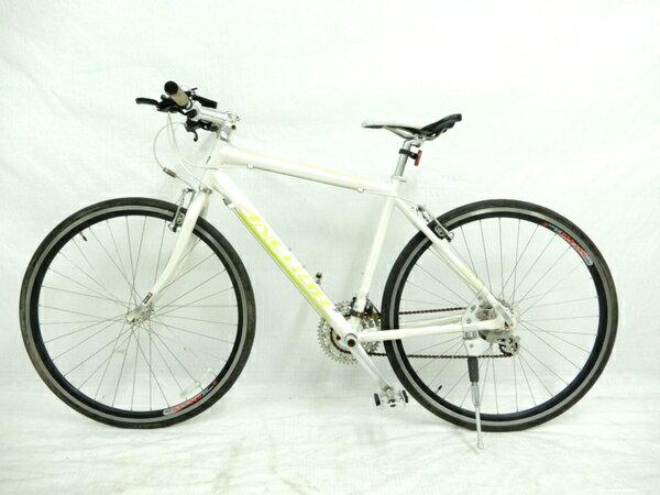 【中古】 BRIDGESTONE ANCHOR UF5 クロスバイク ブリヂストン Y4181909
