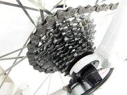 【中古】CannondaleCAAD9.5ロードバイクTIAGRA2009MAVICKSYRIUMELITE2×9Y1725537