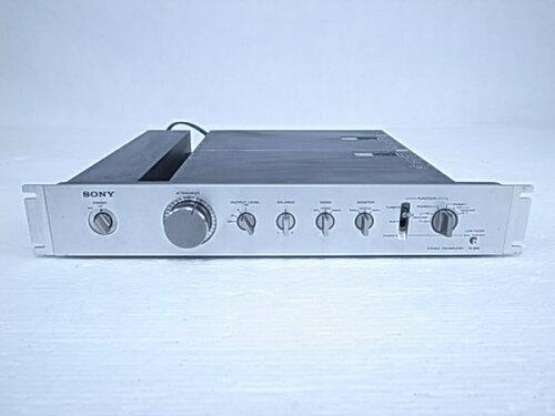SONY TA-E88 DCプリアンプ シルバー 本体のみ 音響 オーディオ O2021996