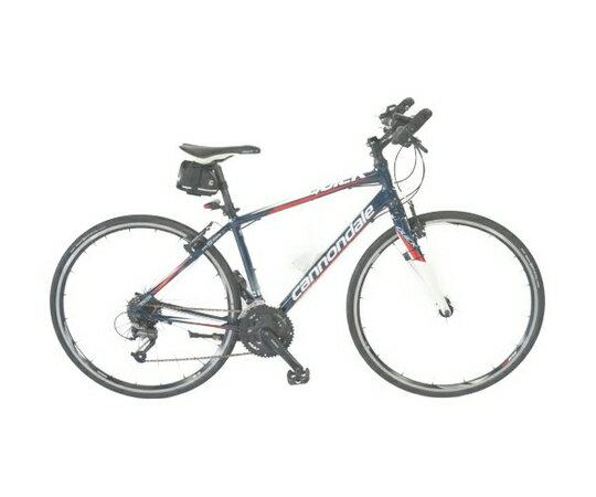 【中古】 中古 キャノンデール Cannondale Quick 4 2015 BLU M クロスバイク 自転車 【大型】 F3380430