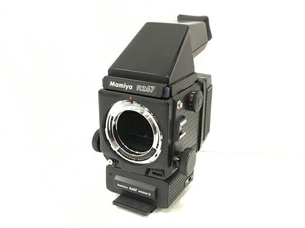 フィルムカメラ, 中判・大判カメラ  MAMIYA RZ67 Professional 120 WINDER II H5889152