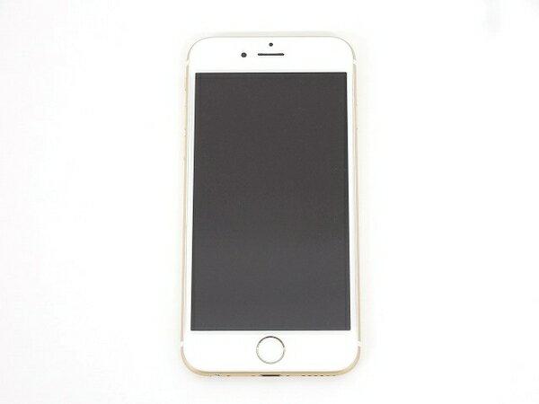 【中古】 Apple iPhone 6 MG492KH/A SIMフリー 16GB スマートフォン ゴールド 4.7型 Retina  T2064432:ReRe(安く買えるドットコム)