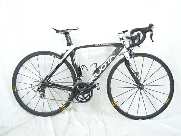 【中古】KUOTA KHARMA クオータ カルマ ロード バイク 2012年 MA...