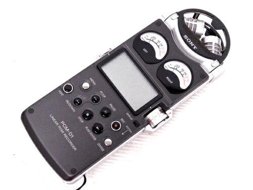 SONY リニアPCMレコーダー PCM-D1 マルチトラック 録音 T1936534