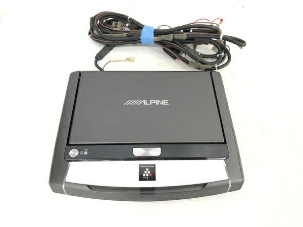 モニター, フリップダウンモニター  ALPINE 10.2LED WVGA () PCX-R3300B S4892310