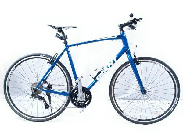 【中古】 中古 GIANT ESCAPE RX3 2013 クロスバイク 550mm...