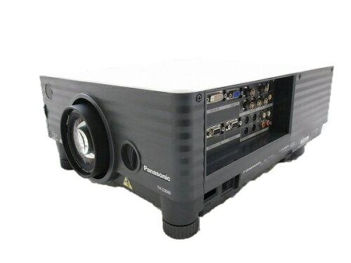 中古 Panasonic TH-D3500 プロジェクター 液晶 リモコン S2483249