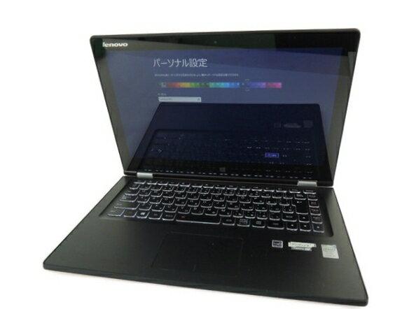 【中古】 Lenovo Yoga2 13 win8.1 i5 8GB 500GB ノートPC …