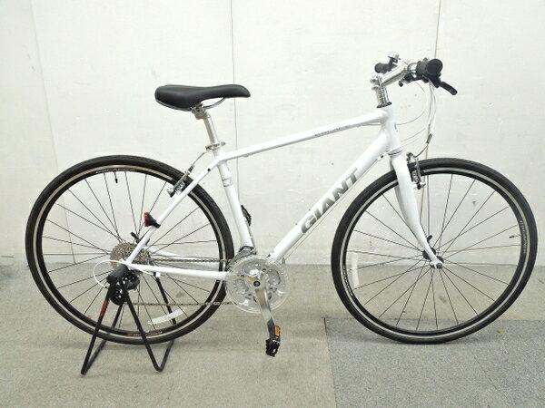 【中古】 GIANT ジャイアント ESCAPE R3 Sサイズ クロス バイク 自...