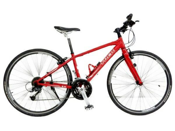 【中古】 TREK トレック FX7.4 クロスバイク 自転車 2012 15インチ...