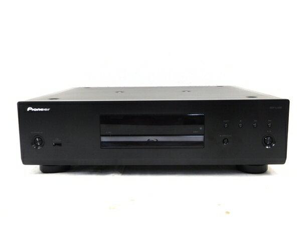 【中古】 PIONEER パイオニア BDP-LX88 4K ハイグレード ブルーレイ プレーヤー ブラック M2515706:ReRe(安く買えるドットコム)