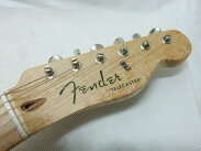 【中古】fenderCustomShopTelecasterエレキギターケース付バーズアイS1728630