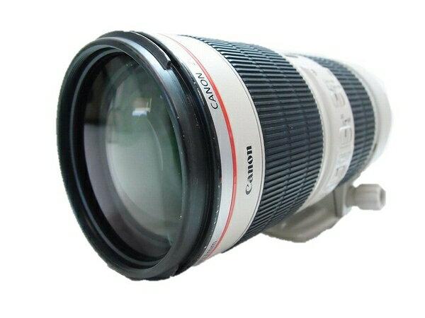 【中古】 中古 Canon ZOOM EF 70-200mm F2.8L IS II USM 大口径・望遠ズームレンズ  S2510285:ReRe(安く買えるドットコム)