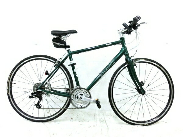 【中古】 GIANT R3 ESCAPE エスケープ M サイズ クロスバイク カギ...