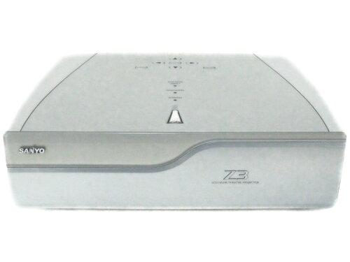 SANYO 三洋 LP-Z3 液晶 プロジェクター 家庭用 ホームシアター Y1862625