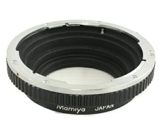 交換レンズ用アクセサリー, アダプターリング  MAMIYA M645ZE N5976860
