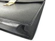 【】GUCCIグッチメンズレザービジネスバッグブリーフケース書類鞄黒ブラック34044Y2420392