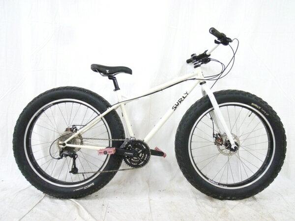 【中古】 SURLY Pugsley ファット バイク 自転車 サーリー パグスレー...