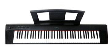 【中古】 中古 YAMAHA ヤマハ piaggero ピアージェロ NP-32B キーボード 鍵盤 楽器 演奏 譜面台 付き F3608066
