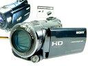 【中古】 SONY ソニー Handycam HDR-CX550V B デジタル HD ビデオカメラ ...