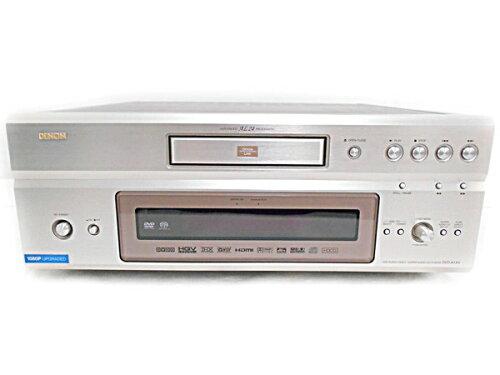 DENON DVDプレーヤー DVD-A1XV UPGRADED シルバー N2283808