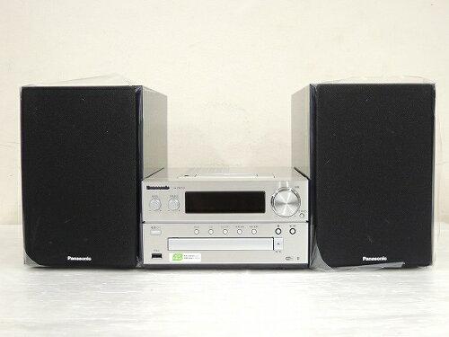 Panasonic パナソニック SC-PMX9-S CDステレオシステム シルバー T1914408