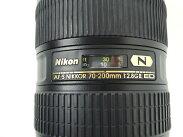 【中古】NikonAF-SNIKKOR70-200mmF2.8GIIEDVR望遠レンズY1768184