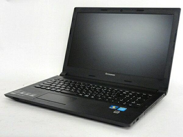 【中古】 Lenovo PC B50-30 20382 15.6型 ノート PC Celero…