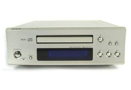 ONKYO オンキョー C-733 CDプレーヤー シルバー Y2228481