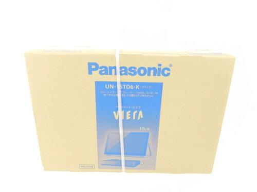 Panasonic パナソニック プライベート・VIERA UN-15TD6-K ポータブルTV K1953169