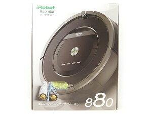 【在庫限り】新品 iRobot ルンバ 880 ロボット 掃除機 ブラック Roomba N1621405