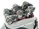 【中古】NIKE SQ マッハスピードアイアン 5~9 P 6本セット ゴルフバッグ付 Y21909 ...