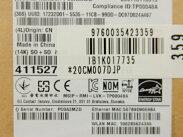 未使用LenovoThinkPadX25020CM007DJPノートPCi58GB500GBS1744122