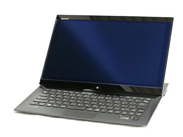 【中古】 SONY VAIO Duo 13 SVD13219CJB ノートパソコン i5-42…