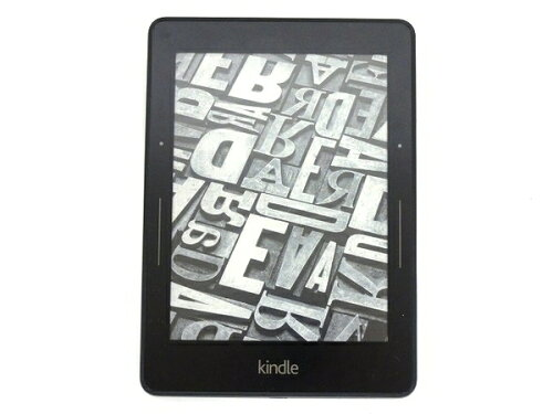 Amazon 電子書籍リーダー Kindle Voyage Wi-Fi + 無料3G T2600269