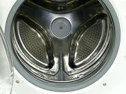【中古】PanasonicプチドラムNA-VD130L-Wドラム式洗濯乾燥機左開き7kgクリスタルホワイト【大型】S1757873