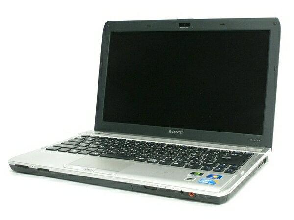 【中古】 訳有 SONY VAIO Sシリーズ VPCS14AFJ ノートパソコン i5 4G…