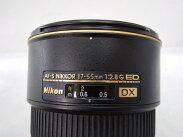 【中古】中古NikonニコンAF-SDXZoom-NikkorED17-55mmF2.8GIF-EDUSカメラレンズズーム標準撮影S2349139