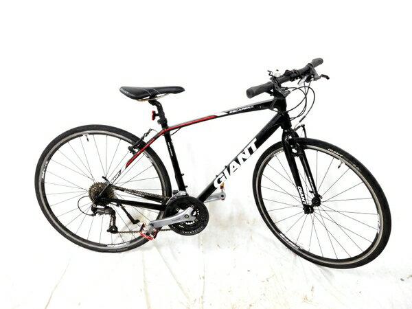【中古】 GIANT ジャイアント クロスバイク ESCAPE RX3 サイズS M...
